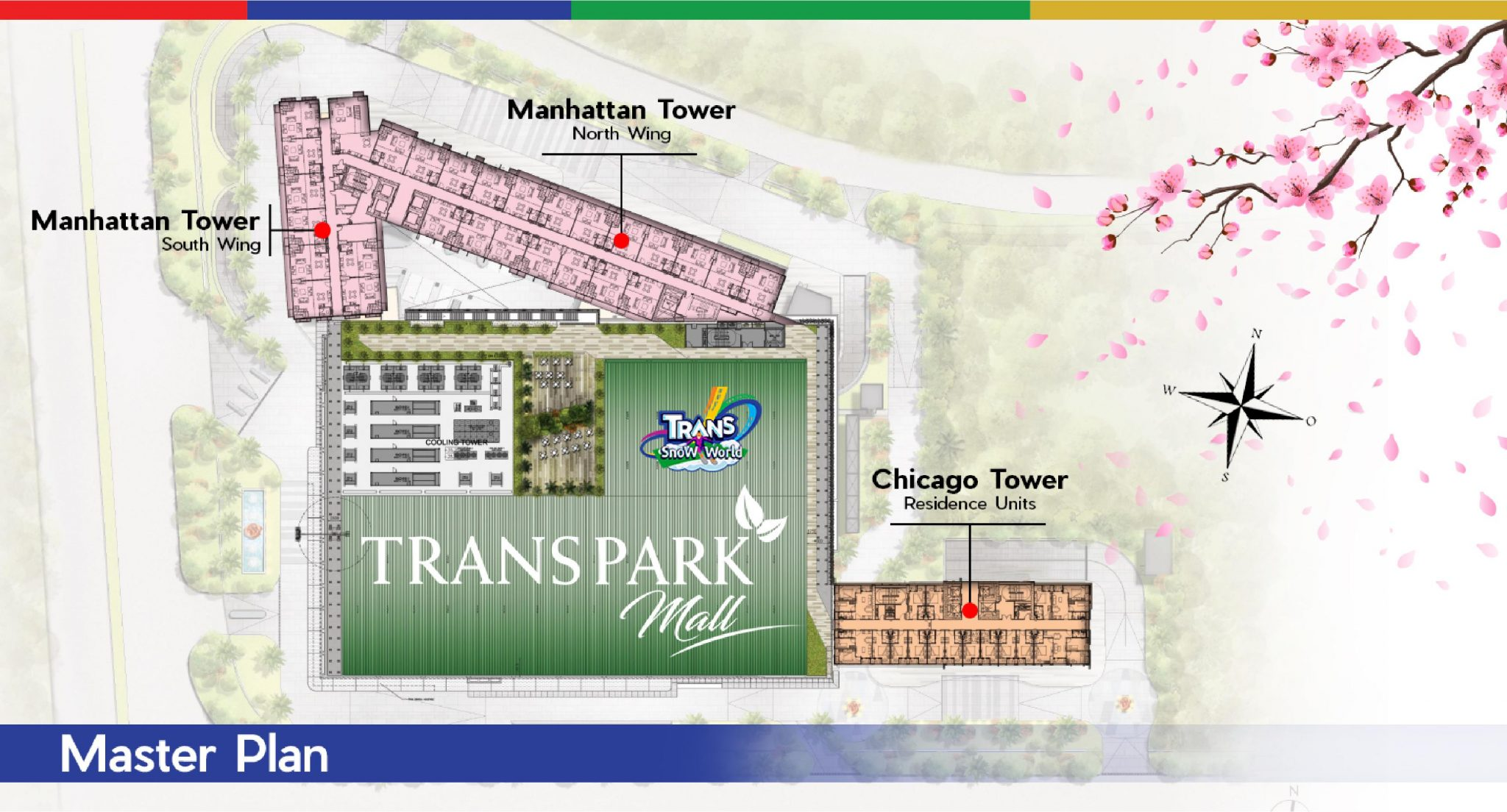 Apartemen Lokasi Strategis! Apartemen Soho @ Transpark